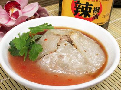 台北通化夜市小吃‧通化肉圓